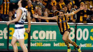 Richmond kicked the last five goals to snatch an extraordinary draw from alastair clarkson and shaun burgoyne in their final game in brown and gold. Shaun Burgoyne 400 The Moment That Changed Hawthorn S History