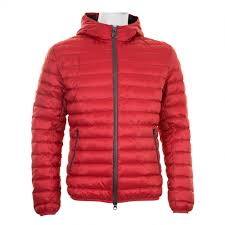 Colmar Mens Hooded Quilted Down Puffer Jacket (Red) - Mens from ... & Colmar Mens Hooded Quilted Down Puffer Jacket (Red) Adamdwight.com