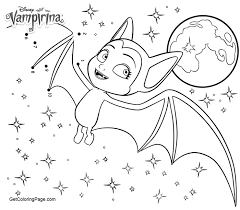 You can use our amazing online tool to color and edit the following vampirina coloring pages. Vampirina Coloring Pages Bat In Night Sk 1372240 Png Images Pngio Coloring Home