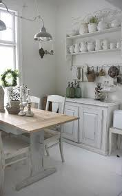 Dining Room Furniture   Ideas For A Charming Shabby Chic - Dining room furnishings