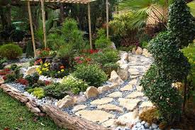 oriental garden design ideas