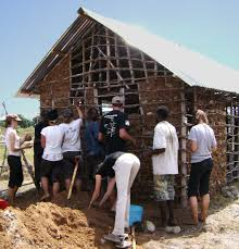 Top Building A House In Building A House In Africa