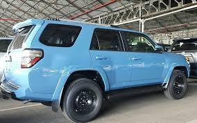2018 toyota 4runner trd. interesting toyota best way to order a cavalry blue trd pro 2018  page 3 toyota 4runner  forum largest in toyota 4runner