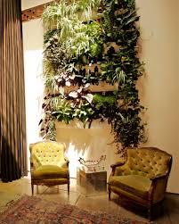 Vertical Herb Garden In Your Kitchen Wondrous Tropical Kitchen Decors With Wall Herb Garden As Indoor