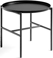hay rebar side tables tray tables