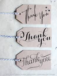 thank you tags for wedding favors printable gift tags for wedding favors download them or print