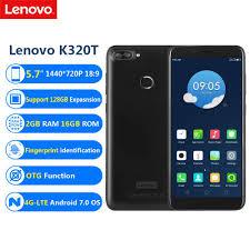 flash deal original lenovo k320t lte 18 9 mobile phone