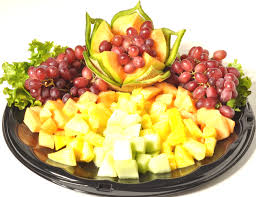 Decorative Fruit Trays Produce Department 60 J's Thriftway 42