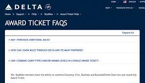 Delta Responds Mixed Cabin Rewards Remain Sort Of Live