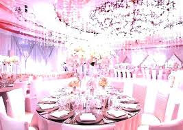 round table decor decorations for wedding decoration ideas pink centerpieces tables uk r