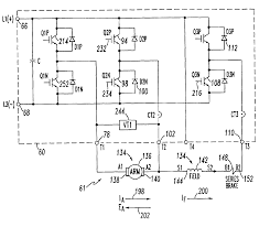 patent us reversible dc motor drive including a dc dc patent drawing