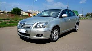 2007 Toyota Avensis. Start Up, Engine, and In Depth Tour. - YouTube