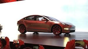 new car model release dates australiaTesla Model 3 announced release set for 2017 price starts at