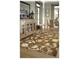 american rug craftsmen serenity sol star bison rectangular area rug