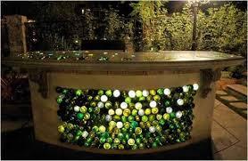 Ideas To Decorate Wine Bottles Furniture Accessories Creative Idea Wine Bottle Table Craft 80