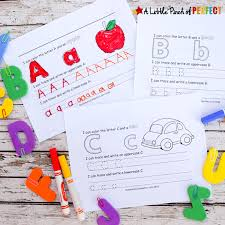 This is largely because of the way it is written. Letter Writing Practice Free Printables