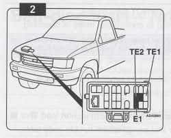 toyota 92 95 pickup or 4runner 3 0l or 93 94 t100 3 0l obd obd2 pickup 4runner 92 95 checking codes 1 t100 93 94 checking codes 1