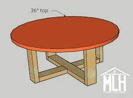 more like home round coffee tables 4