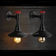 vintage style lighting fixtures. Vintage Water Pipe Shaped Industrial Style Light Fixtures One Piece Lighting A