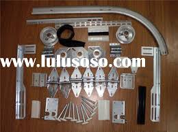 garage door track kitSliding Garage Door Hardware Track Kit  Wageuzi