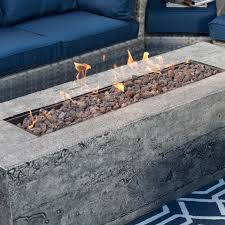 round gas fire pit table. Delighted Fire Pits Gas Red Ember Glacier Stone 60 In Pit Table With FREE Cover Round
