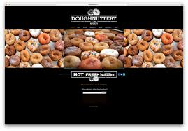 30 impressive example websites built on wix platform 2017 colorlib doughnuttery bakery wix website example