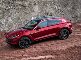 Other Competitors Aston Martin Dbx First Suv For 106 Year Old Luxury British Marque The Economic Times