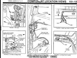 rv trailer plug wiring diagram pin round rv discover your ford 7 pin trailer plug wiring