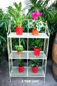 3 tier plant stand outdoor outdoor plant stand 3 tiered outdoor plant stand garden metal plant 3 tier plant stand outdoor
