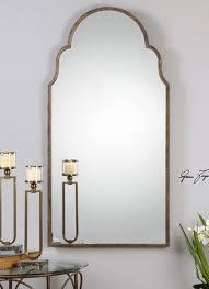 Uttermost Brayden Tall Arch Mirror 12905 30 x 60