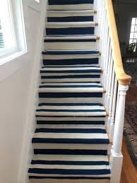 stripe stair runner mudroom handsome cream blue stripe carpet rug runner modern with modern striped stair runners green striped stair runner