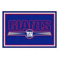 fanmats new york giants 5 ft x 8 ft area rug