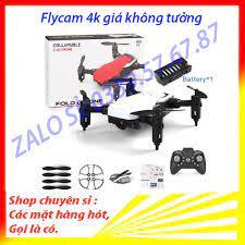 Flycam giá rẻ mini có 2 camera wifi siêu nhỏ-playcam chống rung quang  học,chống va đập mạnh-máy bay flaycam 4k hd có đèn led quay ban đêm-may bay  4 canh co camera-máy