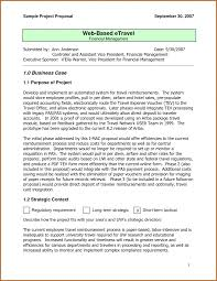 Free Project Proposal Template Cute Project Proposal Word Template Gallery Professional Resume 22