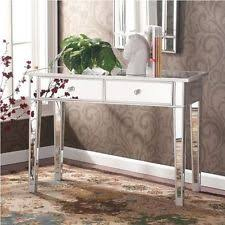 cheap entryway tables. Mirrored Console Table Entryway Sofa Accent Modern Storage Hallway Furniture New Cheap Tables