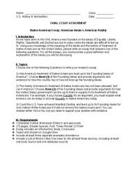 native americans essay native american essay packet by tony tsai teachers pay teachers