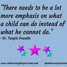 Temple Grandin Quotes Adorable Why We Should Be Focusing On Strengths