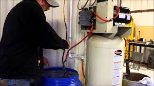 how to make a air compressor after cooler low cost