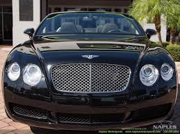 2008 Bentley Continental GT GTC Convertible Mulliner Package
