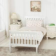 mecor Wooden Single Bed Frames 3ft for Kids Childrens bedroom ...