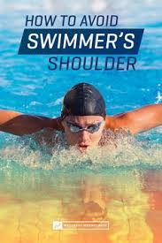 swimming is one of our favorite summertime sports but getting swimmer s shoulder can den the