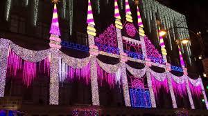 Saks Fifth Avenue Light Show 2016 Schedule Christmas Light Show Saks Fifth Avenue Nyc 2016