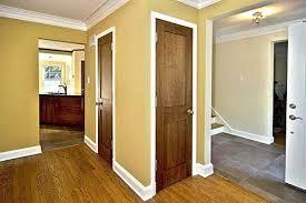 nice design white trim with wood doors white doors with wood trim wood doors with white