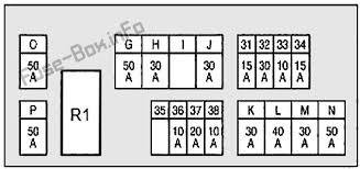 download] 🥇 fx35 fuse box diagram box 2010 Nissan Maxima Fuse Box Diagram 2010 Nissan Murano Fuse Box