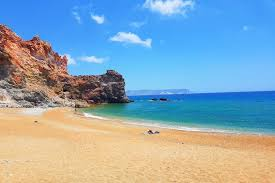 visiting the beaches in milos is one of the many things you can do during your