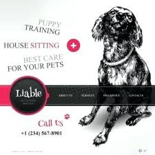 Dog Walking Website Template New Best Dog Walking Flyer Certificate