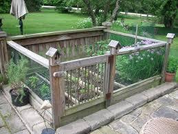 garden enclosure. Raised Bed Herb Garden Fence/enclosure Enclosure