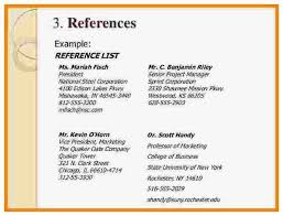 How To List References On Cv 46 New Images Of How To Put References On Resume Best Of