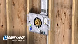 greenheck model sp l bathroom exhaust fan installation