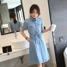 Casual Dress Jean